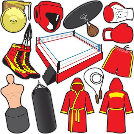 boxing equipment: Boxing Items