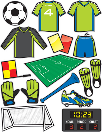 Soccer Items