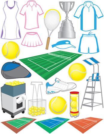 Tennis Items