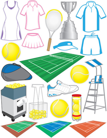 Tennis Items