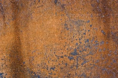 錆びた金属を背景としてシームレスな錆テクスチャ