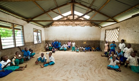 African children  Kenya  Mombasa  January 25, 2012