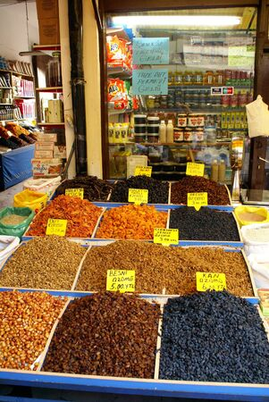 dry fruits: Nuts and dry fruits