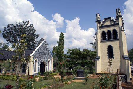 Anglican church in Badulla, Sri Lanka                     photo
