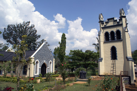 Anglican church in Badulla, Sri Lanka                     photo