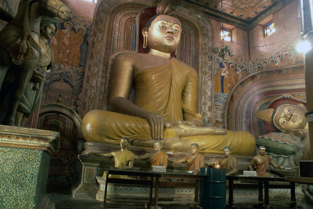 wewurukannala: Temple in Wewurukannala vihara, near Dikwella, Sri Lanka