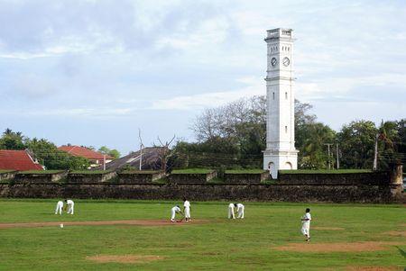 galle: Near old fort Galle, Sri Lanka