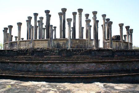 vihara: Mandalagiri Vihara, Medirigiriya, Sri Lanka