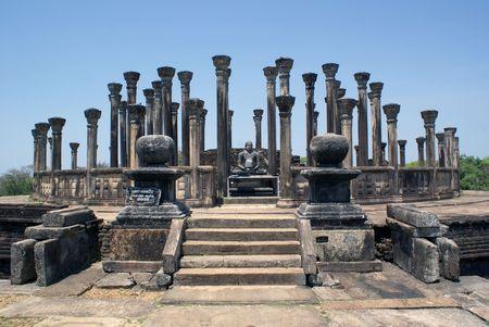 Mandalagiri Vihara in Sri Lanka                    photo