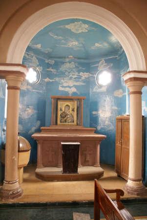 Catholic church in Nuwara Elya, Sri Lanka                  Stock Photo - 1842699
