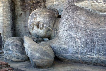 vihara: Monastery Gal Vihara in Polonnaruwa, Sri Lanka