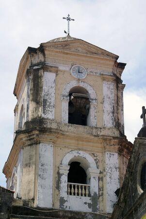 Old church San Agustin in Manila, Philippines            Stock Photo
