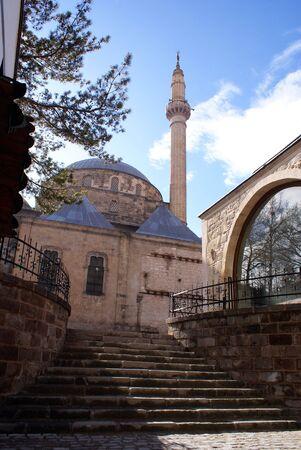 Mevlana mosque in Afyon, Turkey                   Stock Photo - 4256799