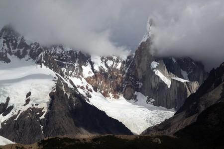 chalten: Mountain area near El Chalten, Argentina