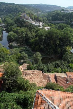 veliko: Monument and park in Veliko Tirnovo, Bulgaria
