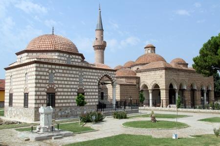 iznik: Old mosque in the city Iznik, Turkey