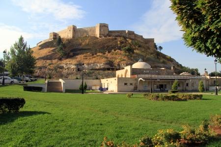 ガズィアンテプ, トルコの丘の上の古い要塞