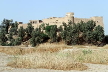 shush: Old fortress in ancient city Shush, Iran Editorial