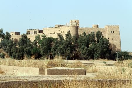 shush: Old fortress and ruins in Shush, Iran