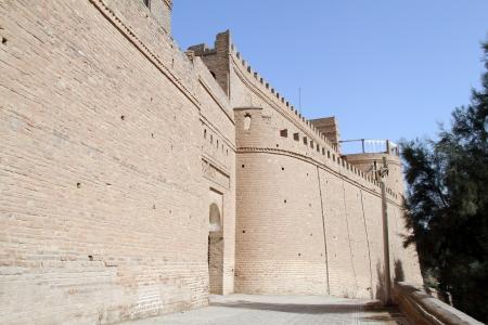Old fortress in Shush, Iran