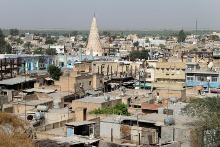 shush: Old town in the center of Shush, Iran