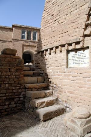 shush: In the old fortress in Shush, Iran Editorial