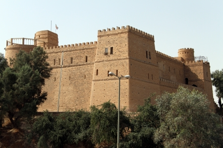 shush: Old fortress in Shush, Iran