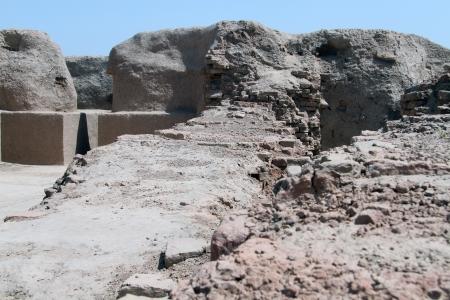 shush: Ruins near Choqa Zanbil near Shush, Iran