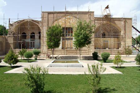 esfahan: Old building in Esfahan, Iran