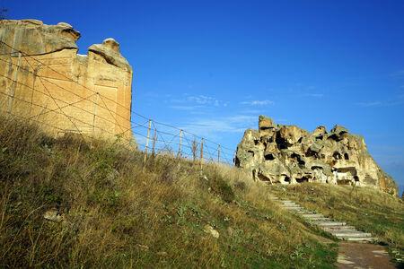 midas: Temple of Mita in Midas, Turkey