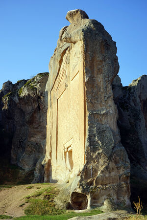 Świątynia Mita w Midasa, Turcji