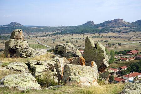 midas: View from the Midas, Turkey