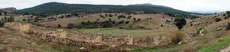 midas: Roofless farmhouse near Midas, Turkey