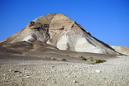negev: Mount in Negev desert in Israel