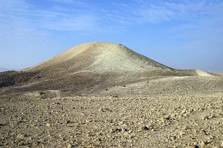 nahal: Hod Akev mount in Negev desert, Israel