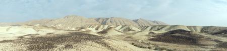 Nahal Zin valley in Negev desert, Israel