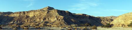 negev: Mountain in Negev deset, Israel