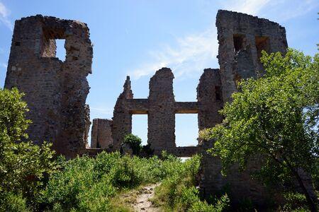 Tourves Renaissance castle, France