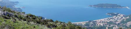 montenegro: Budva and Adriatic coast of Montenegro
