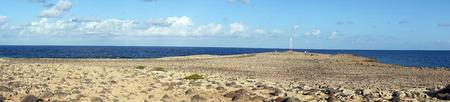 Cape Kochuram of North Cyprus Stock fotó
