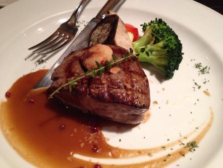 scrumptious: Scrumptious steak Stock Photo