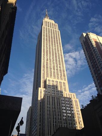 Empire State Building, New York Imagens