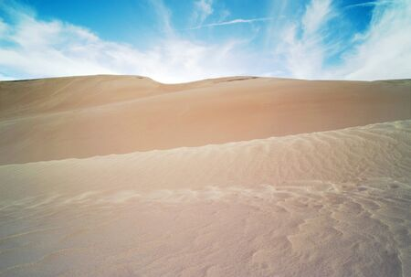 travler: Sand dunes
