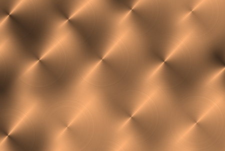 brązowy okrągły tekstury metalu