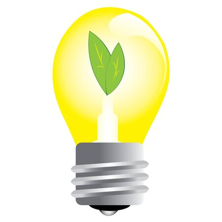 Environment bulb renewable