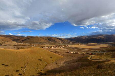 plateau: Western Sichuan Plateau