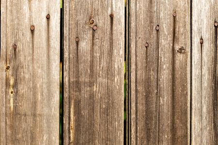 Old weathered wood planks. Abstract background. horizontal picture