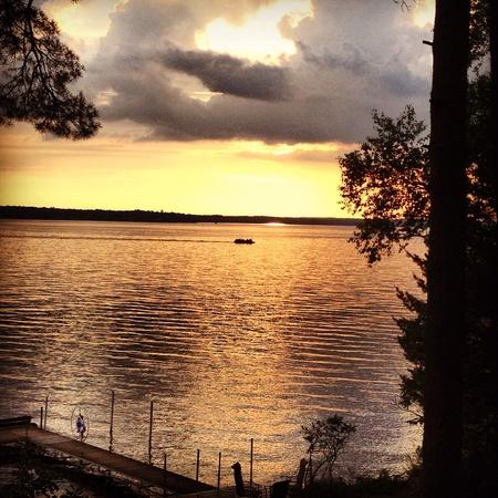 Juli in Minnesota Gull Lake Minnesota