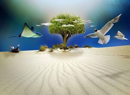 Tree of life Editorial