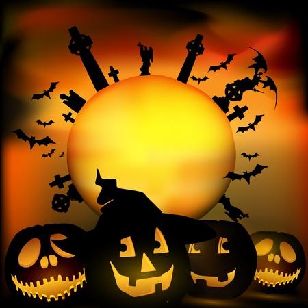 twilight: Halloween scene